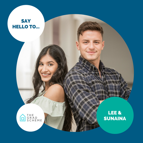 Say hello to… Lee & Sunaina