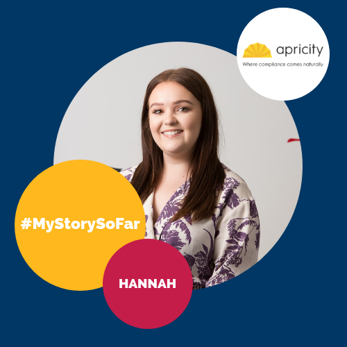 #MyStorySoFar… by Hannah