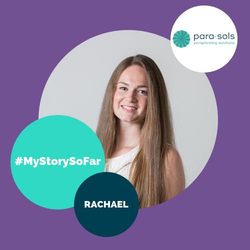 #MyStorySoFar… by Rachael