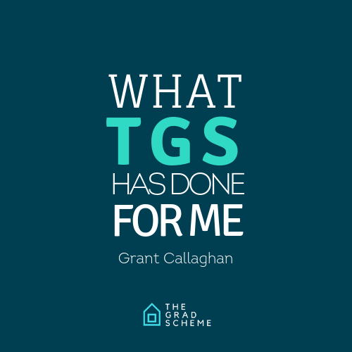 What TGS has done for me – Grant